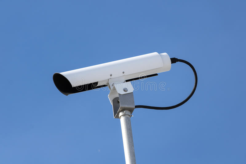 Traffic Camera stock photography