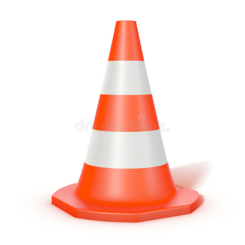 Download Traffic Cone Royalty Free Stock Photos - Image: 15576888