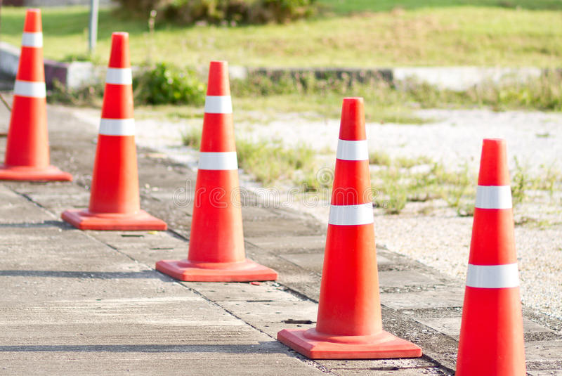 Download Traffic Cone stock photo. Image of maintenance, control - 19732570