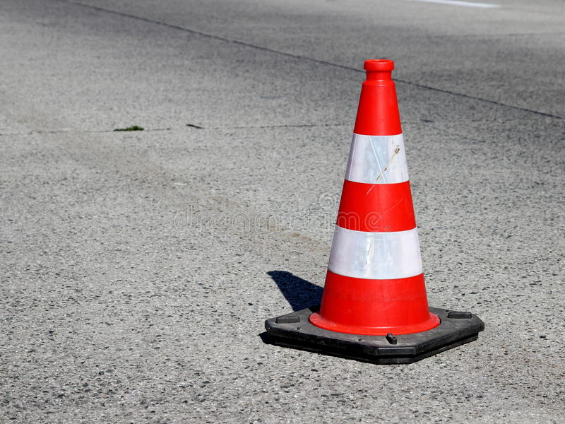 Download Traffic Cone Royalty Free Stock Photos - Image: 26732838