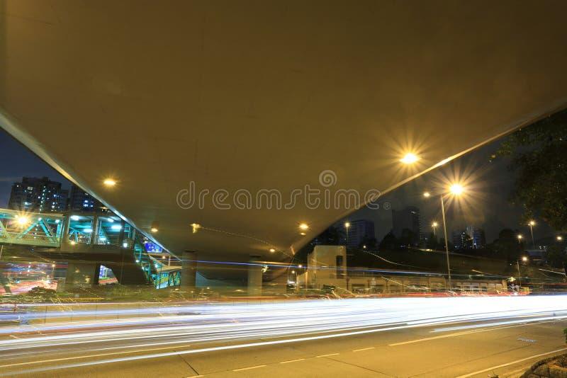 Download Traffic in downtown stock image. Image of light, bridge - 13429557