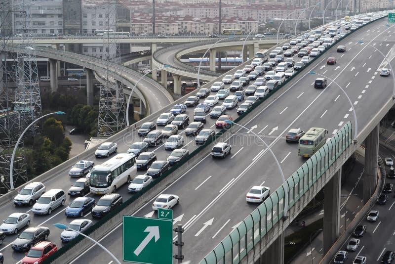 Traffic Jam Editorial Image