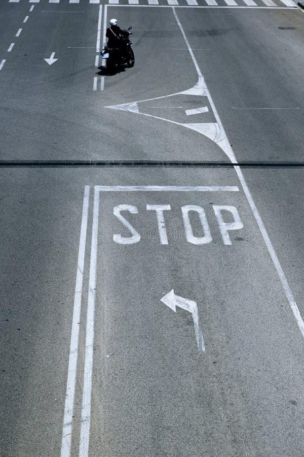 Download Traffic Lanes Stock Photo - Image: 6754780