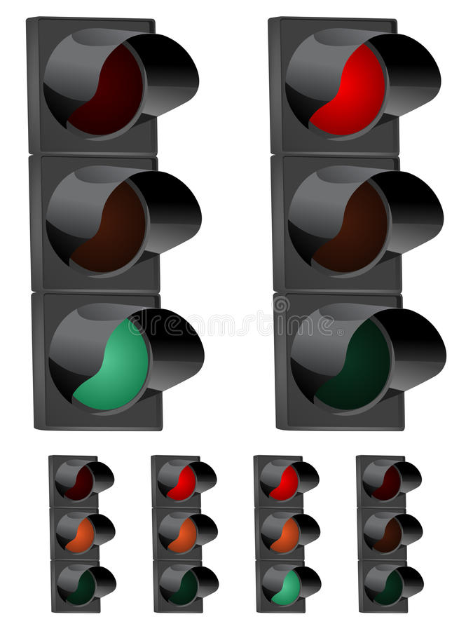 Free Traffic Light Stock Photo - 12818130