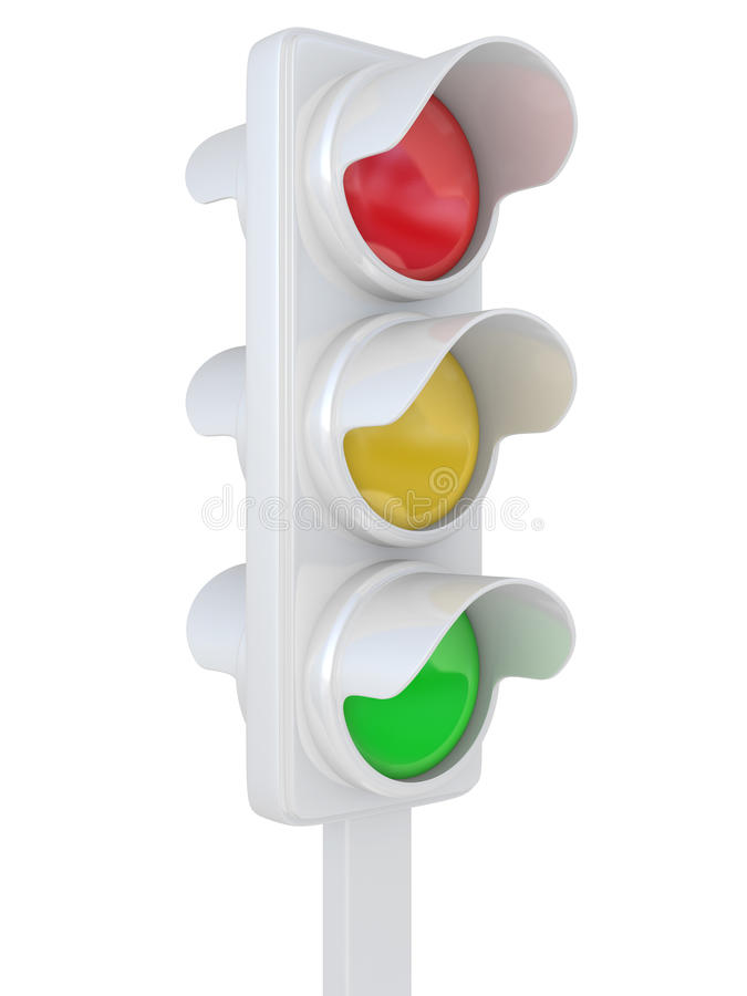 Download Traffic light stock illustration. Image of nobody, glass - 21243231