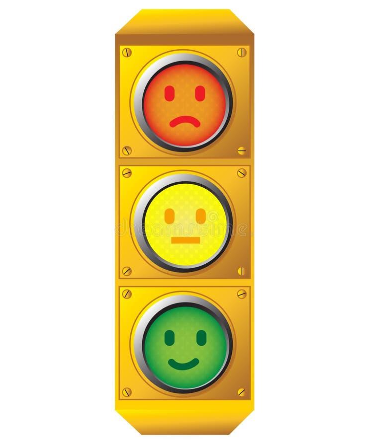 Traffic Light stock illustration