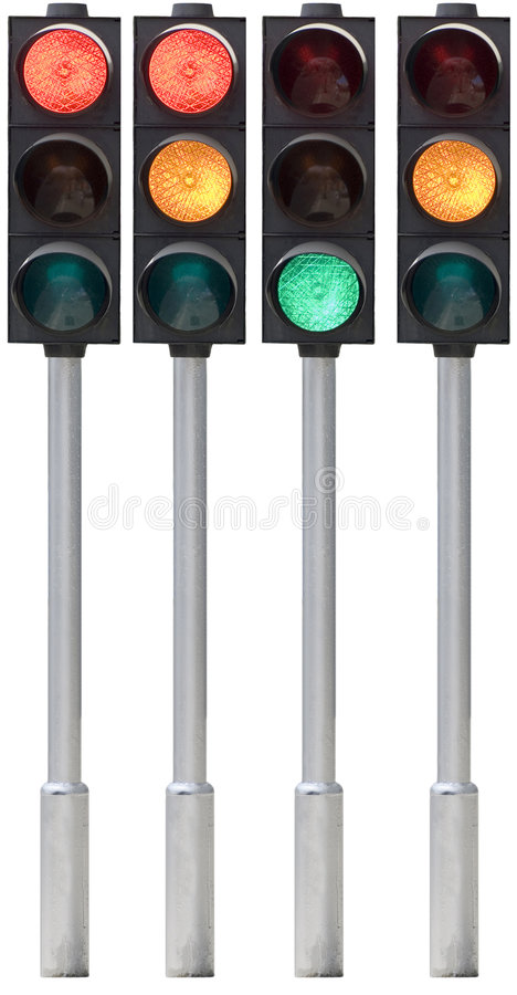 Free Traffic Light Stock Image - 2684241