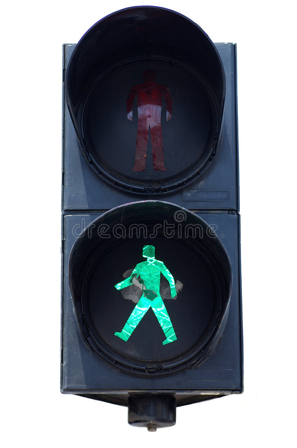 Free Traffic Light Royalty Free Stock Photography - 949867