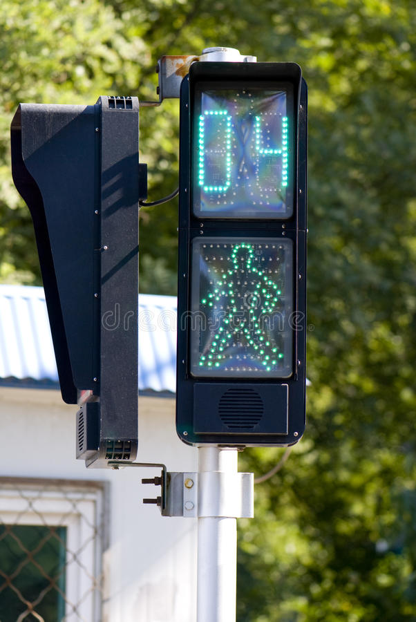 Download Traffic lights stock photo. Image of walk, safe, four - 22130054