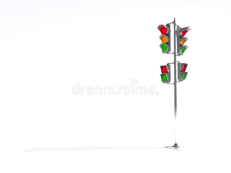 Download Traffic lights stock illustration. Image of engineering - 2471775