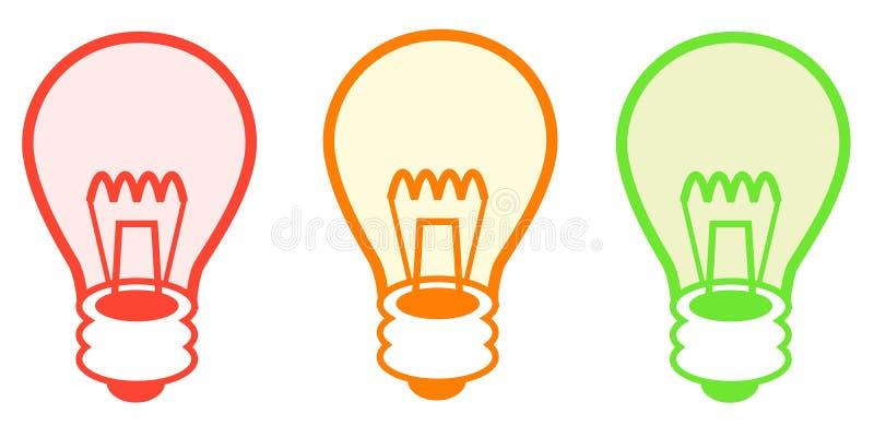 Download Traffic lights stock illustration. Illustration of stop - 9033719