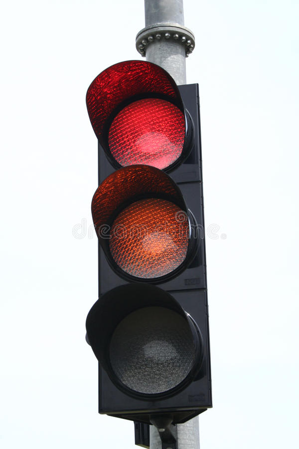 Free Traffic Lights Stock Image - 9725701