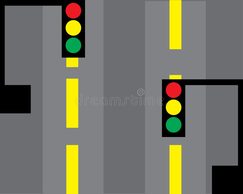 Download Traffic lights vector stock vector. Illustration of semaphore - 92629851