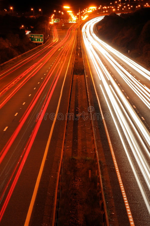 Download Traffic Lines. Royalty Free Stock Images - Image: 348609