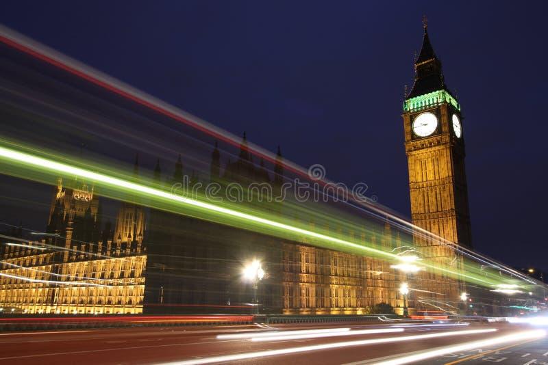 Download Traffic Through London Royalty Free Stock Photos - Image: 11454808