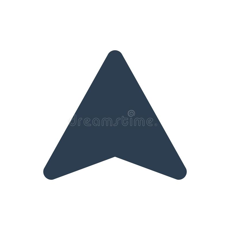 Traffic Navigator Icon royalty free illustration