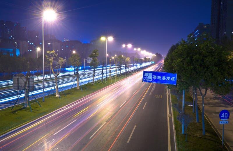 Download Traffic Night Stock Photo - Image: 22455250