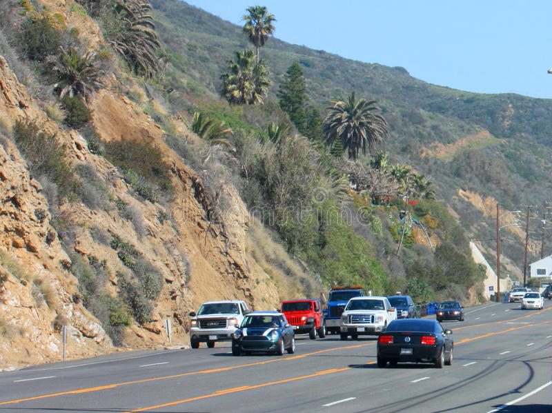 Download Traffic on PCH editorial stock image. Image of exposure - 21701614