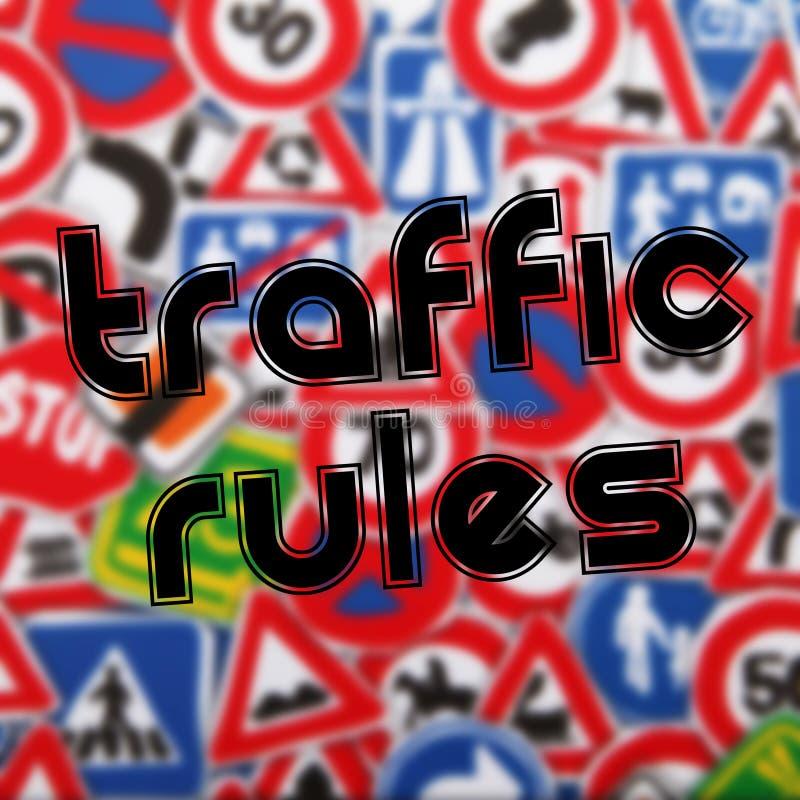 Download Traffic rules stock illustration. Illustration of pedestrian - 26300565