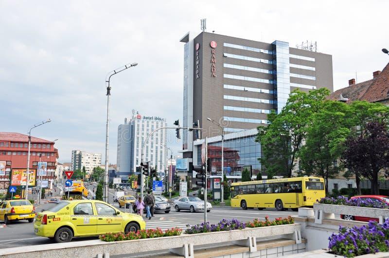 Download Traffic Sibiu editorial photography. Image of paltinis - 25013417