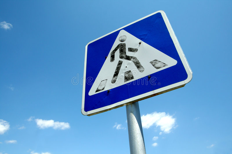 Download Traffic sign stock photo. Image of crossing, drive, right - 2752442