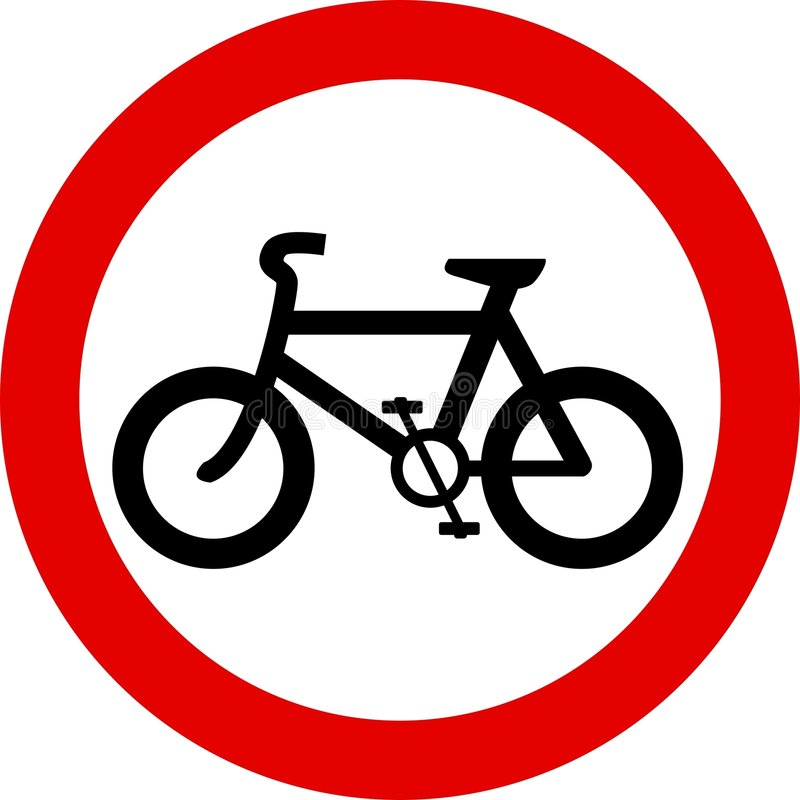 Download Traffic Sign stock vector. Illustration of cycle, signs - 31746