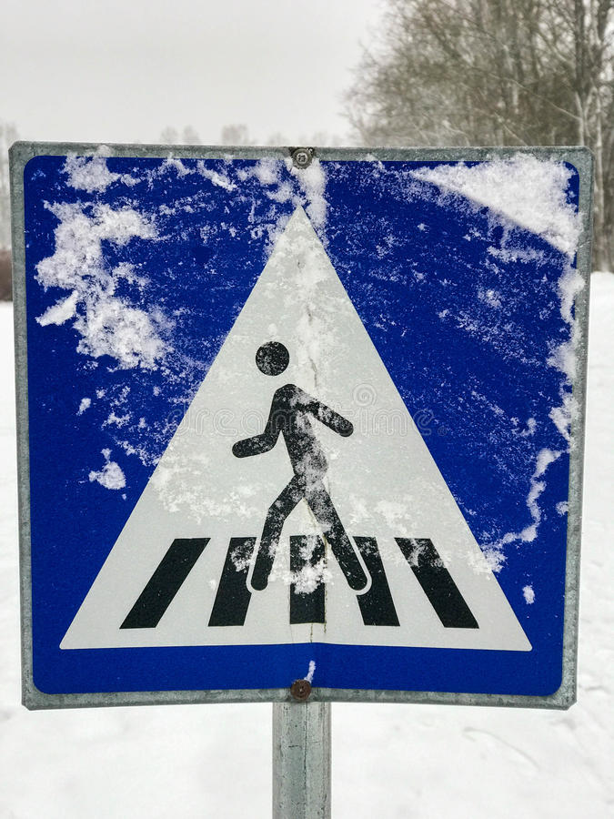 Traffic sign. stock photography