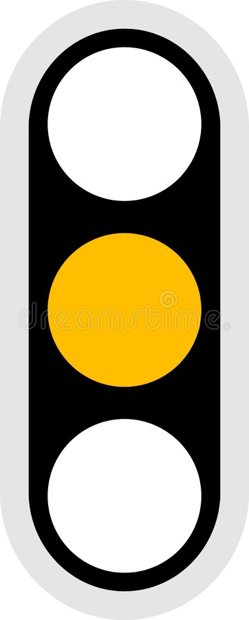 Traffic Signal Icon vector illustration