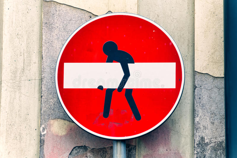 Download Traffic stop sign stock image. Image of language, limit - 24070487