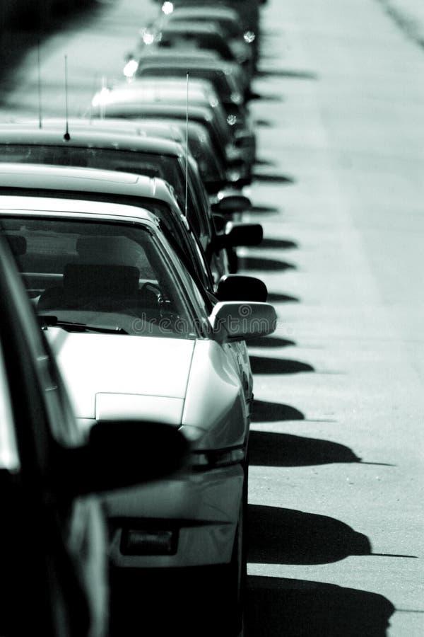Traffico fotografia stock libera da diritti
