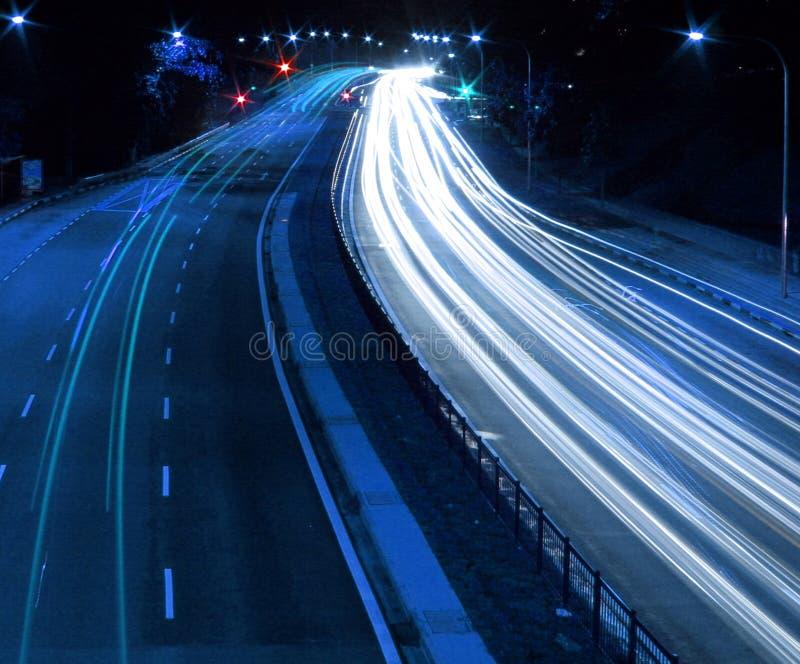 trafik royaltyfri bild