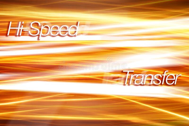 trafik för bakgrundsinternetteknologi royaltyfria bilder