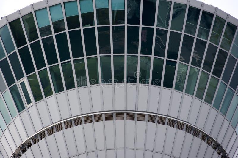 trafik för luftkontrolltorn arkivbild