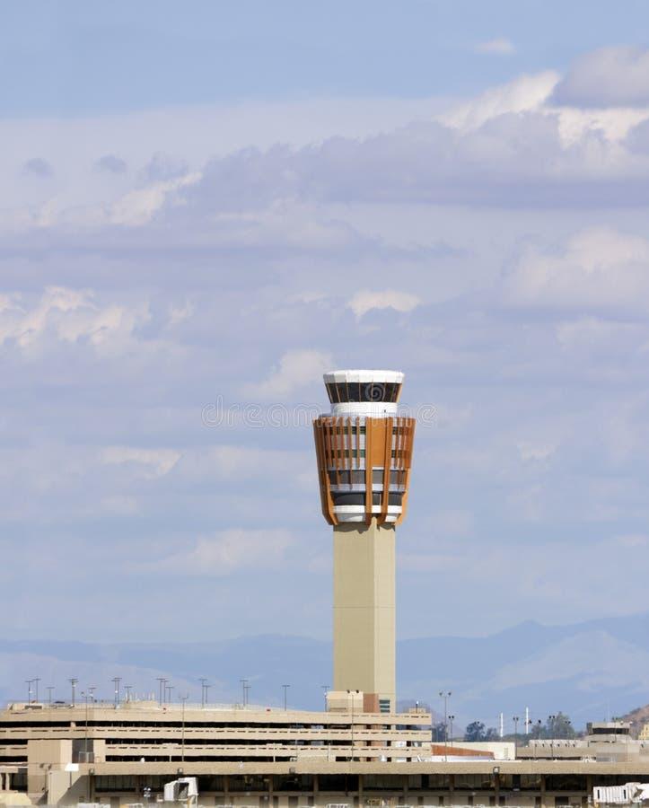 trafik för luftkontrolltorn royaltyfri fotografi