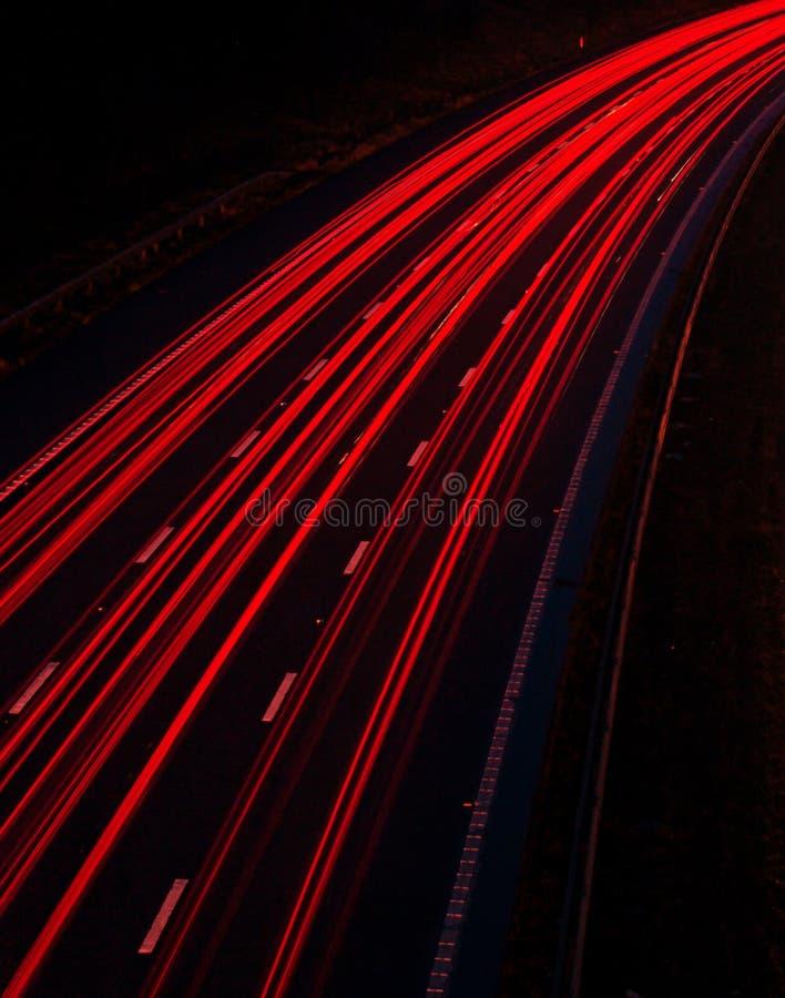 TrafikTrails fotografering för bildbyråer