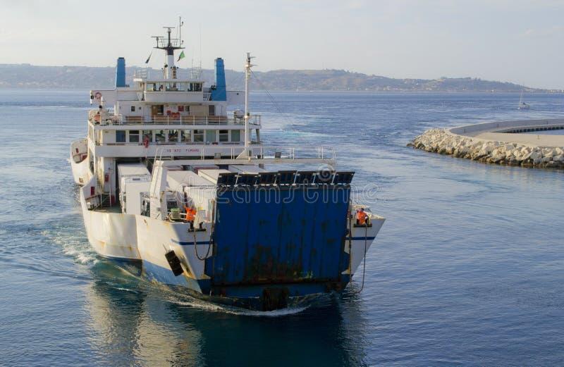 Traghetto immagine stock