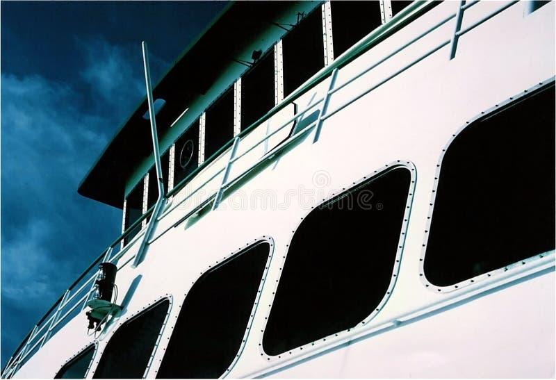 Traghetto Dello Stato Del Washington Immagine Stock Libera da Diritti