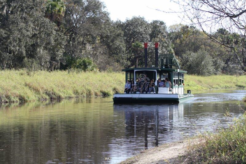 Traghetto Florida fotografie stock libere da diritti