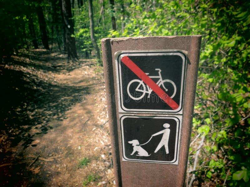Download Trail Marker stock image. Image of symbol, filtered, wilderness - 39993071