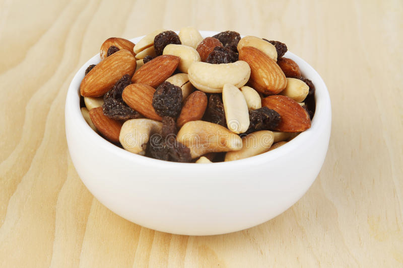 Download Trail Mix stock image. Image of snack, nuts, trail, cashew - 27211931