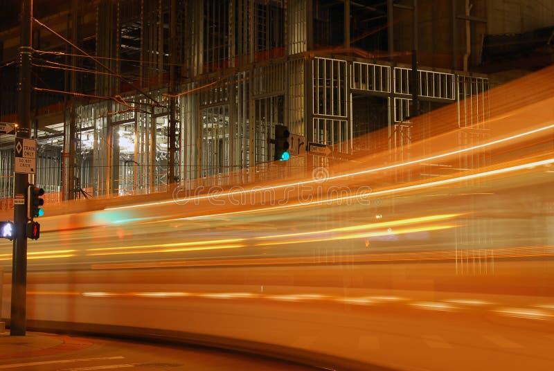 Train électrique à grande vitesse photos stock