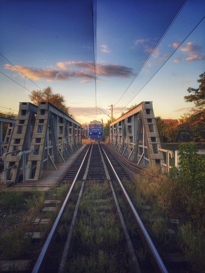 Train photographie stock