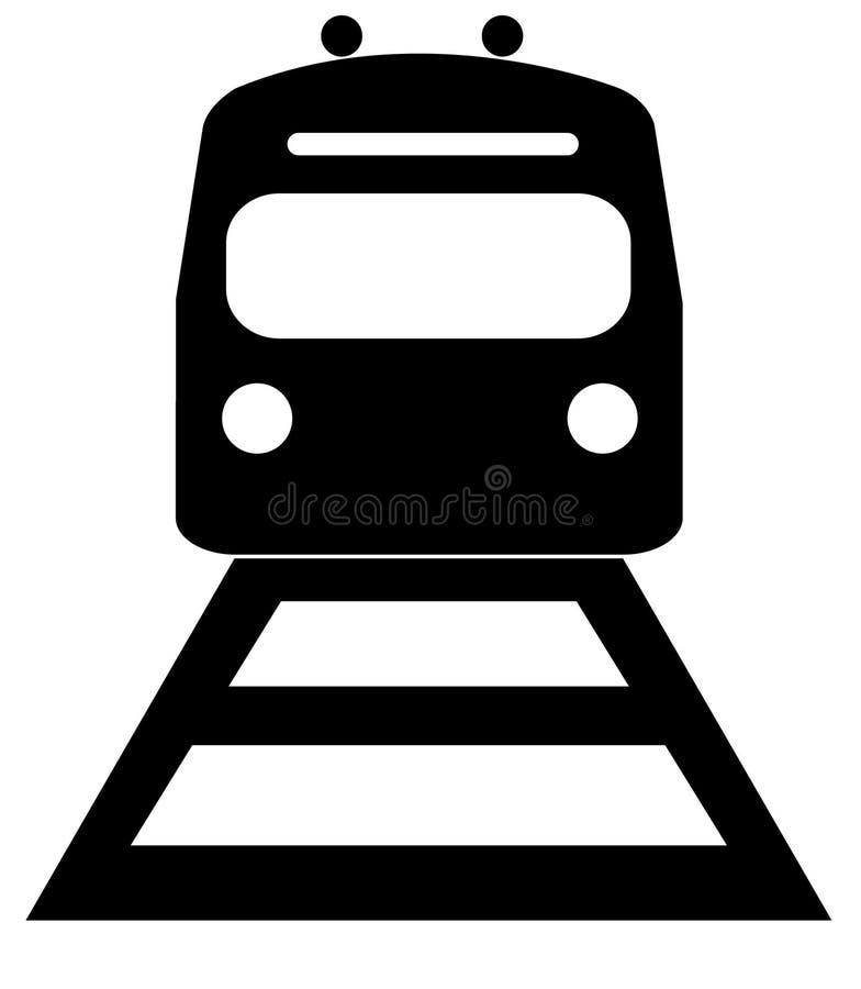 Train royalty free illustration