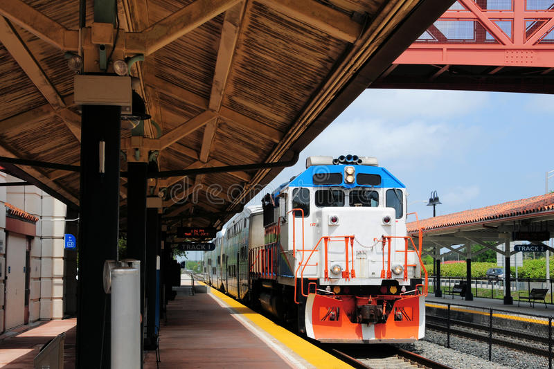 Download Train Arrival Stock Photography - Image: 20009992