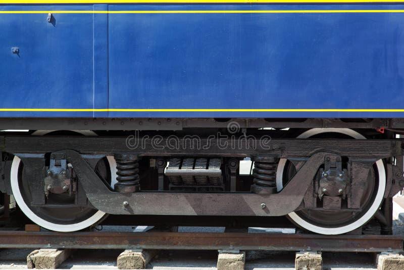Train bogie royalty free stock photography