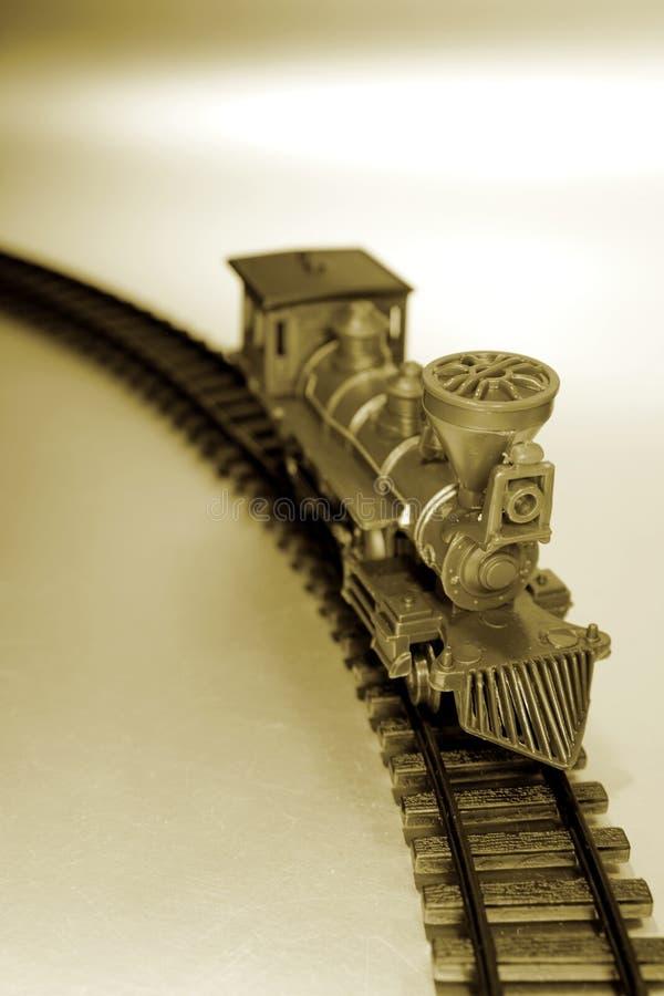 Train de jouet photographie stock libre de droits
