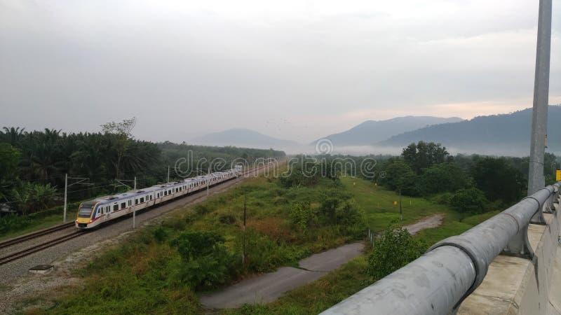 Train de Ktm images libres de droits