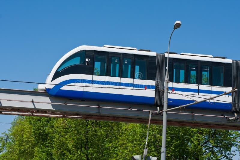 Train de monorail photos libres de droits