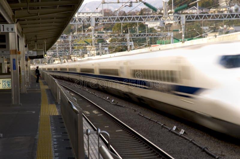 Train de remboursement in fine au Japon photos stock