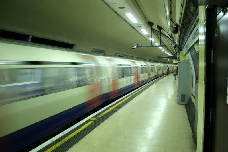 Train de tube photos stock